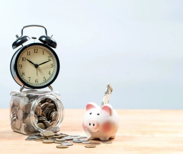how to save more money- clock time