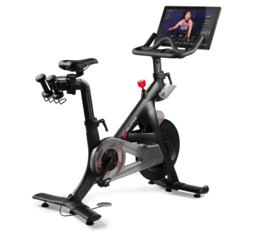 Peloton bike for easy at home workouts