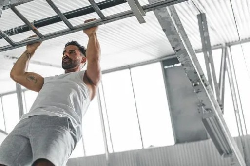 pull ups for easy at home workouts