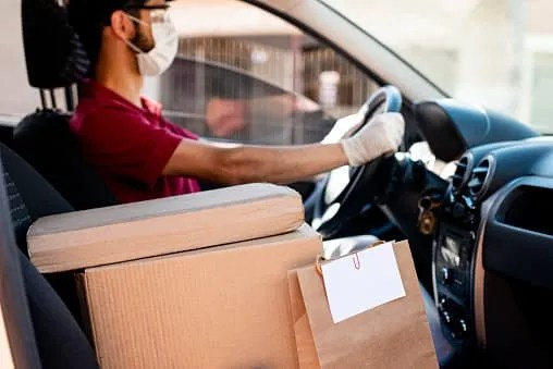 entrepreneurial ideas- delivery driver