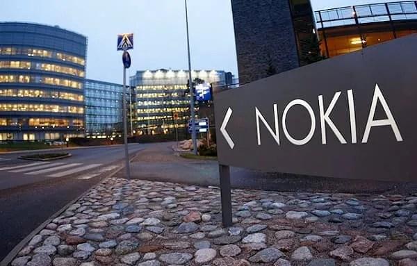 Nokia Coporation headquarters