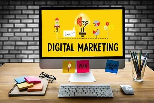digital marketing- digital marketing sign
