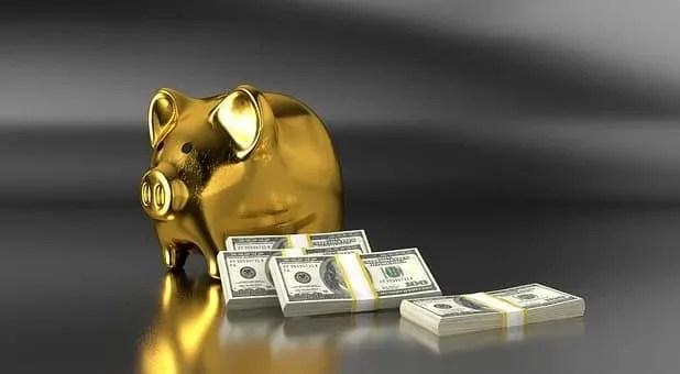 Money Market account- piggy bank