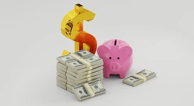 How to save $1000 fast- cash and dollar sign