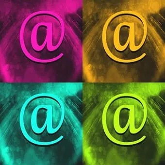 email marketing solutions- email address logo