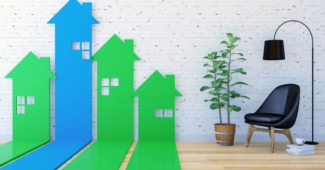 best places to buy rental property- silhouette of houses