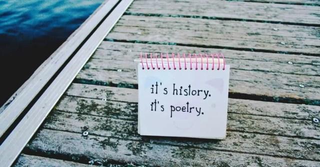 poetry writers notes on boardwalk