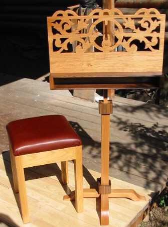 Mister Standman Cello Chair Cello Bench Guitar Bench