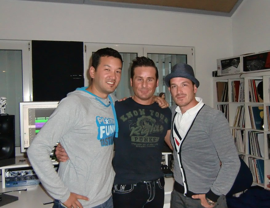 Mikio Gruschinske und Rafael Ximenez-Carrillo alias Plastik Funk (bekanntes House-DJ- und Produzenten-Duo) – Special Friend of Mister UniQue