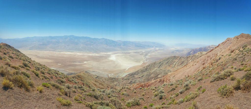 Dante´s View - Panoramabild