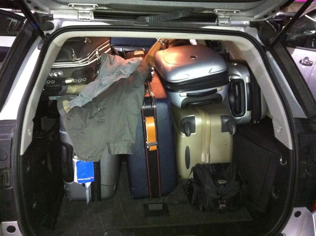 wagenkofferraum