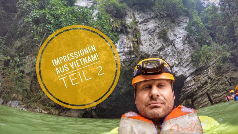 3 Wochen durch Vietnam – Nov/Dez 2016 // Teil 2