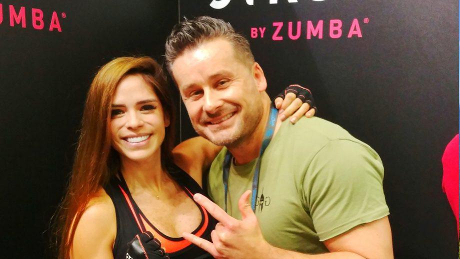 FIBO 2018 – Fitness-Superstar Michelle Lewin im Interview
