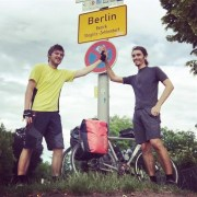 Mistletoe fundraiser cycles to Berlin