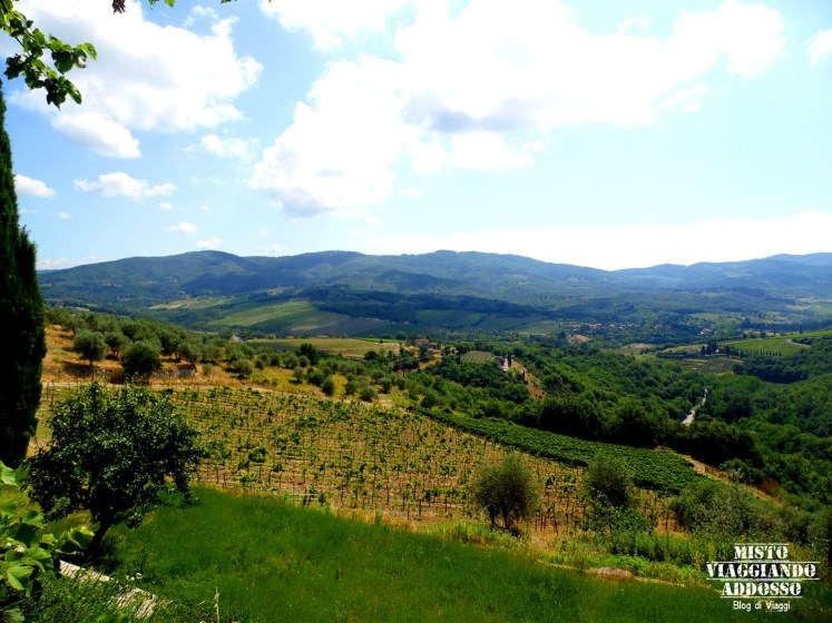 Toscana on the Road Chianti
