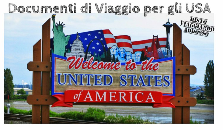 documenti di viaggio in USA