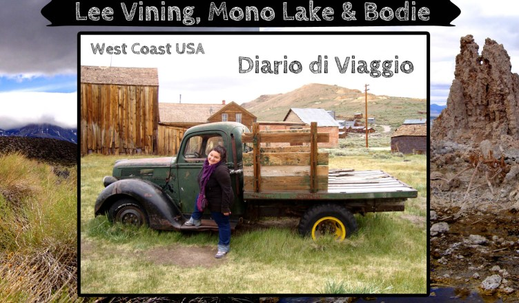 Diario di Viaggio - West Coast USA - On the Road