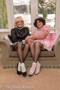 sissymaid princess and maid tanya.