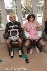 Shocking sissies