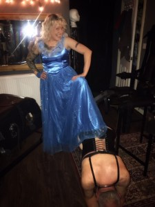 Mistress Firefly. The tooth Fairy...