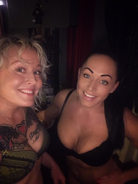 Double Female Domination with Mistress Firefly and Mistress Candy.