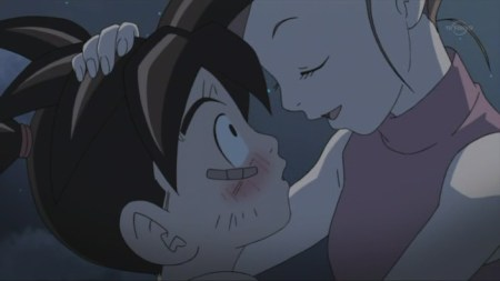 Blue Dragon Anime Shu and Kluke