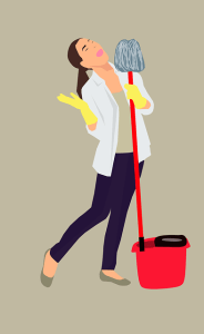 Spring Cleaning Services Misty Clean