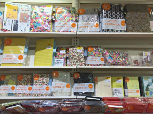 ...where I bought my Hobonichi Techo Cousin planner!