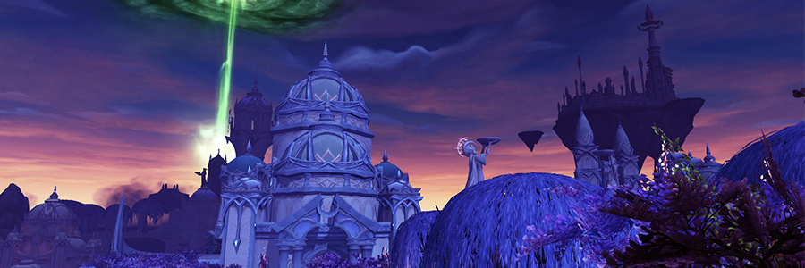 Blue Posts and Class Hall Upgrades