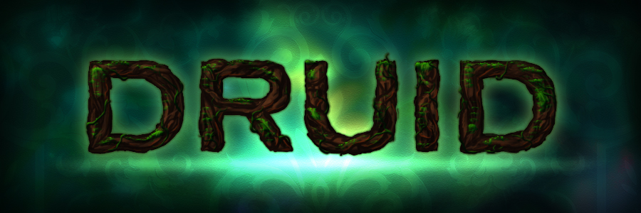 Patreon January Complete – Druid UI