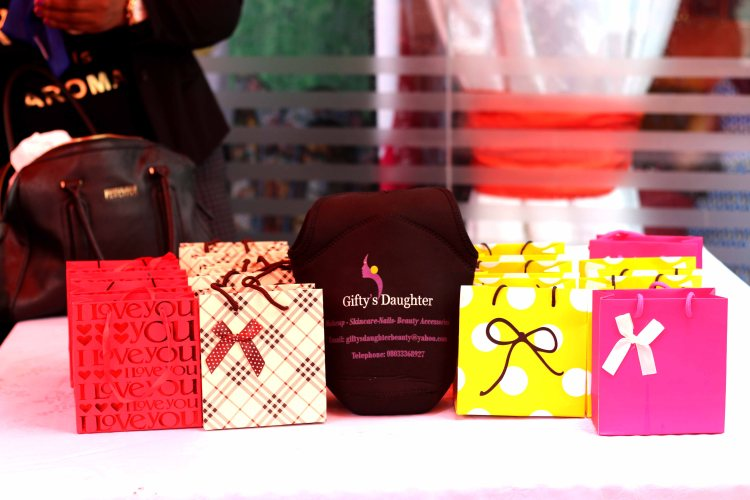 Pictures from Beauty in Lagos Directory Launch.