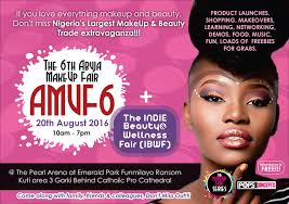 Mini Haul from Abuja Makeup Fair.