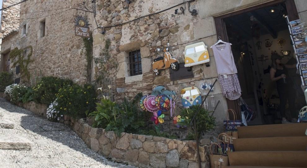Carrer Comte Miró - Tossa de Mar