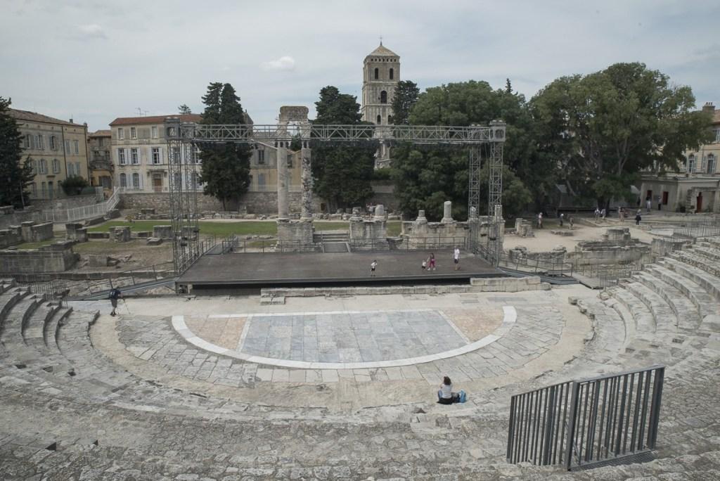 Arles - antikes Theater