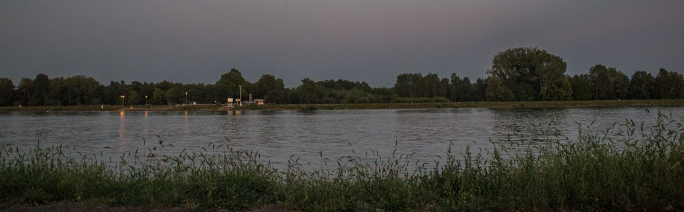 Abends in Drusenheim