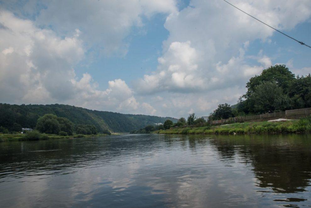 Weser bei Würgassen