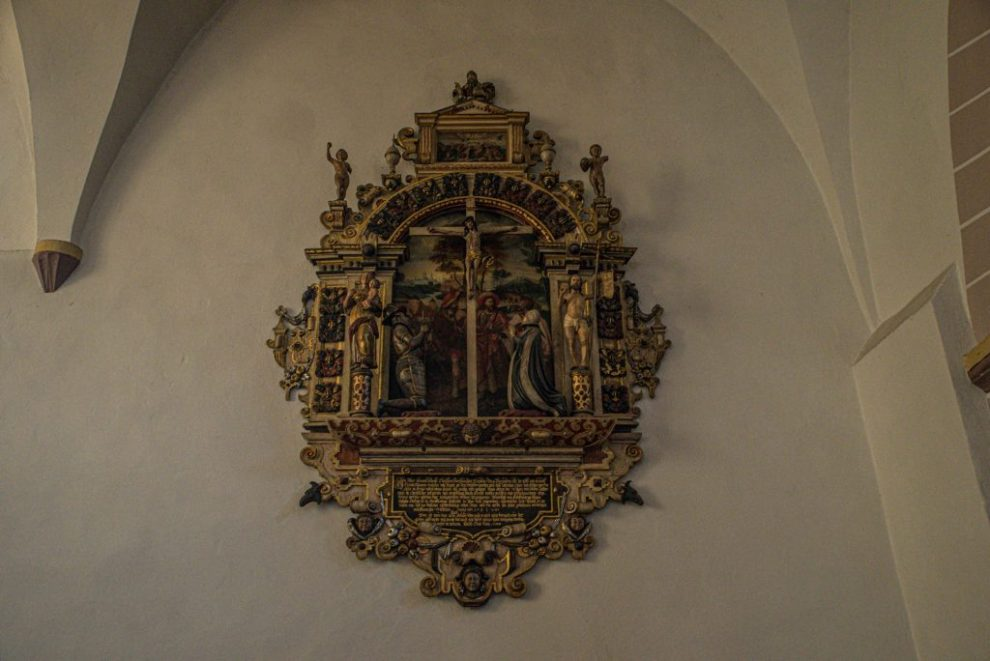Kilianikirche Höxter Interieur