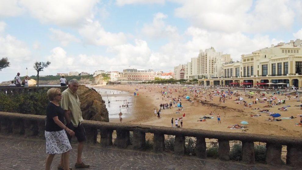 Grande Plage - Biarritz
