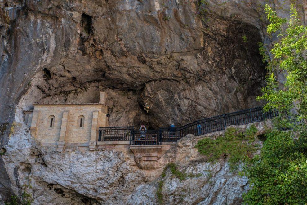 Heilige Grotte - Covadonga