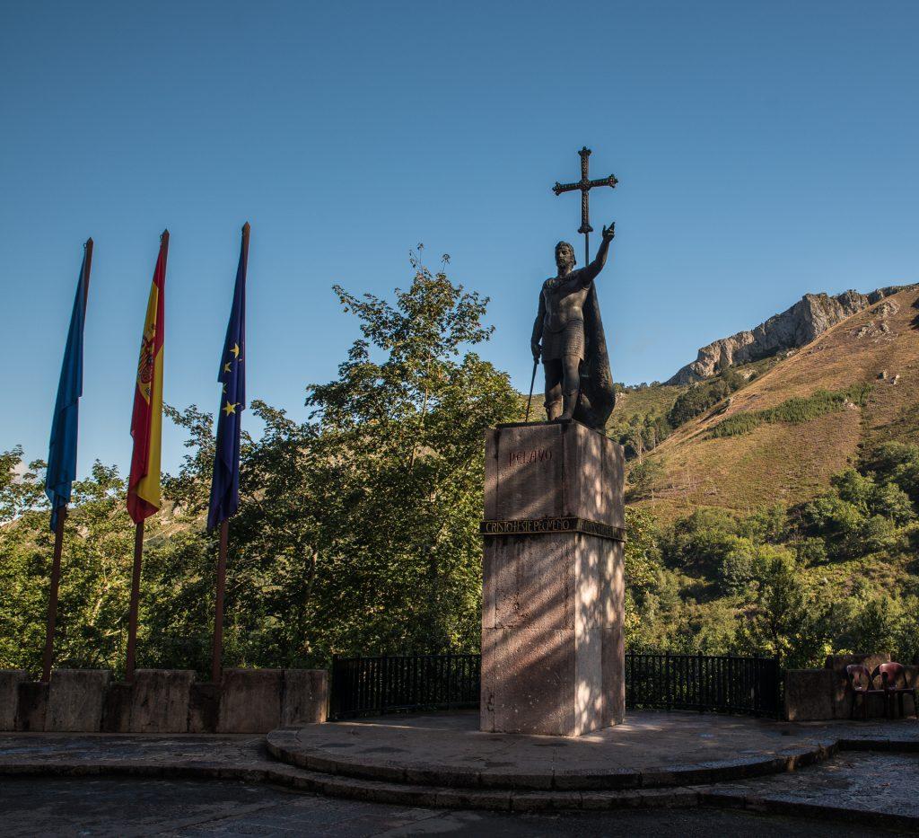 König Pelayo - Covadonga