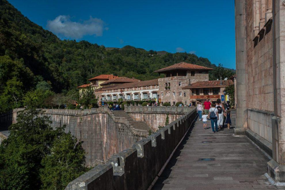 Besucherzentrum - Covadonga