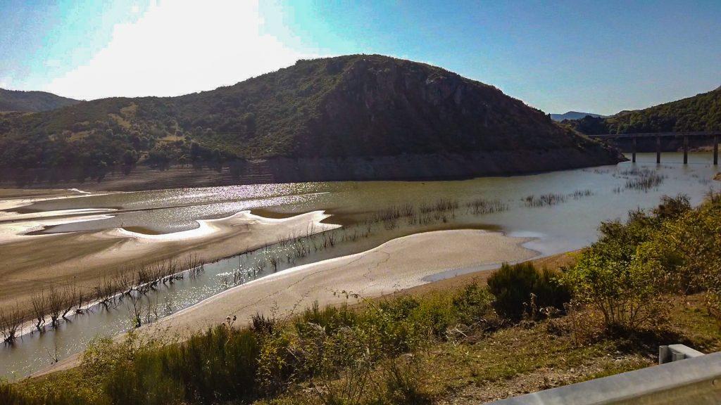 Becken des Rio Orza - Emblase de Riaño