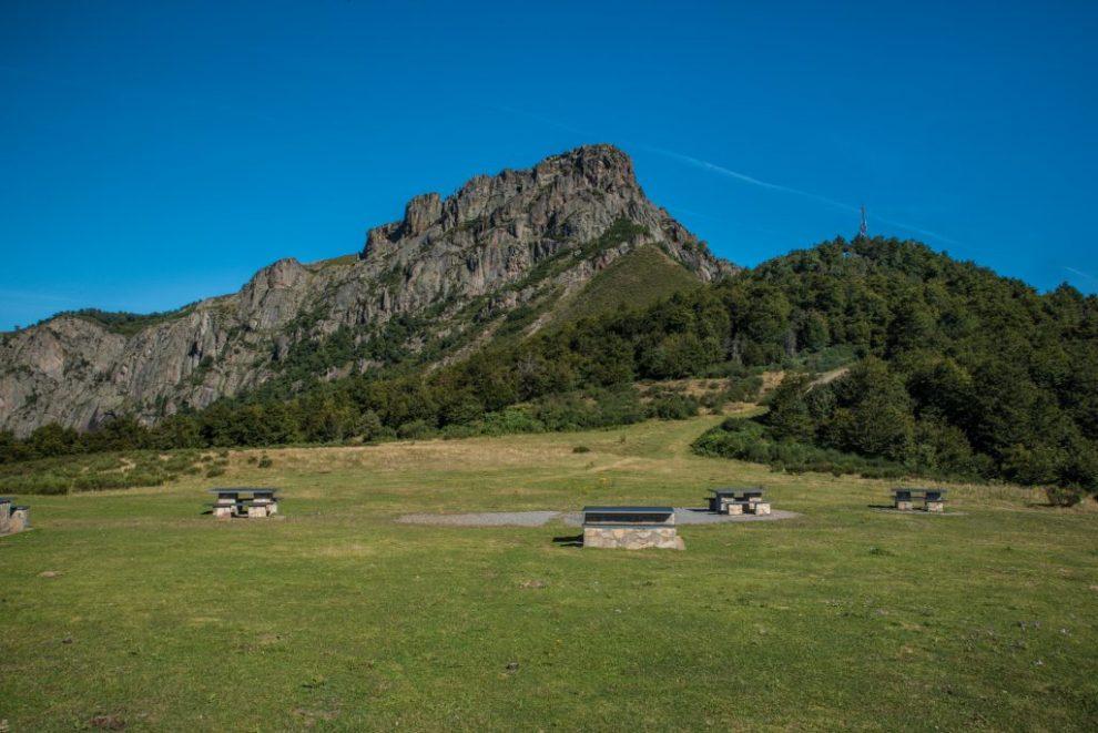 Pico Cambrosico - Puerto de Pandérruedas