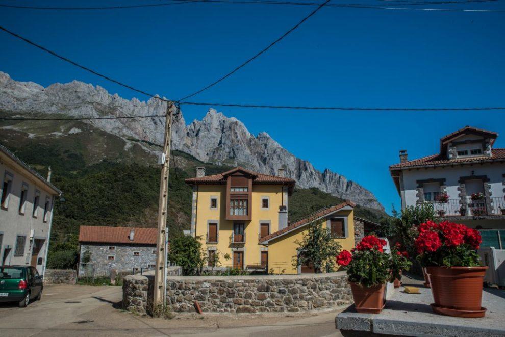 Pension in Posada de Valedón - Picos de Europa