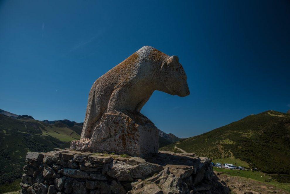 Monumento Al Oso - Picos des Europa