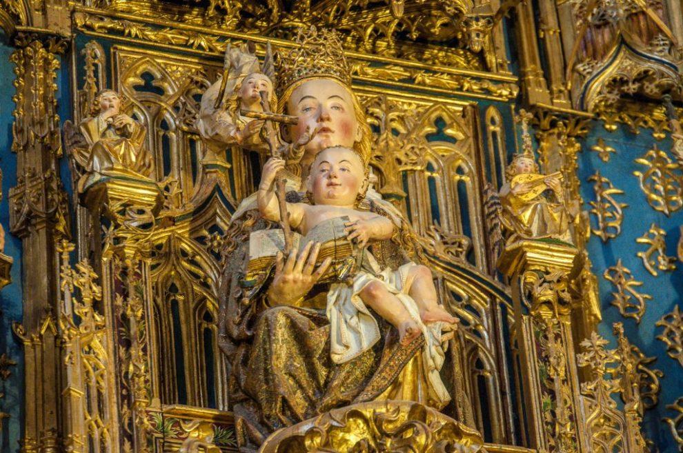 Capilla de Santa Ana - Catedral de Santa María Burgos