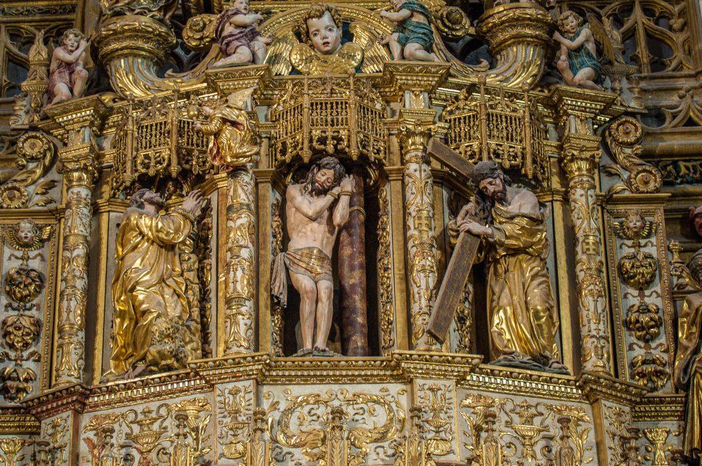 Passion Christi Capilla de los Condestables - Catedral de Santa María Burgos