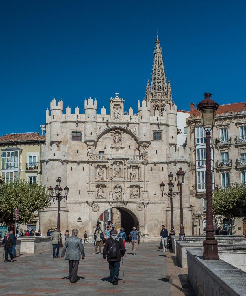 Arco Santa Maria Burgos