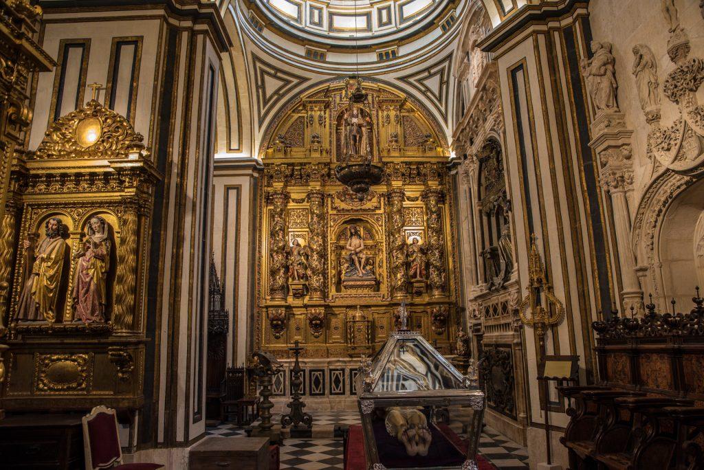 Capilla San Enrique - Catedral de Santa Maria Burgos