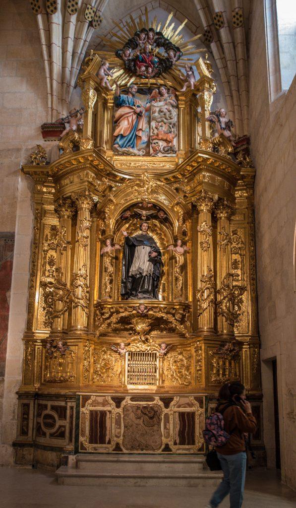 Capilla de San Juan de Sahagún - Catedral de Santa María Burgos
